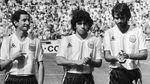 Foto-foto Langka Diego Maradona