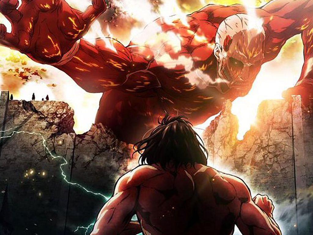 Manga Attack on Titan yang Ditolak Penerbit Kini Terbit Gratis