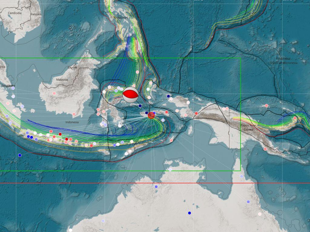 BMKG: Gempa di Ambon Tergolong Langka