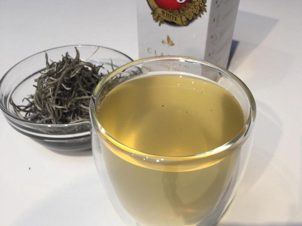 Resep Minuman: Cold Brew White Tea