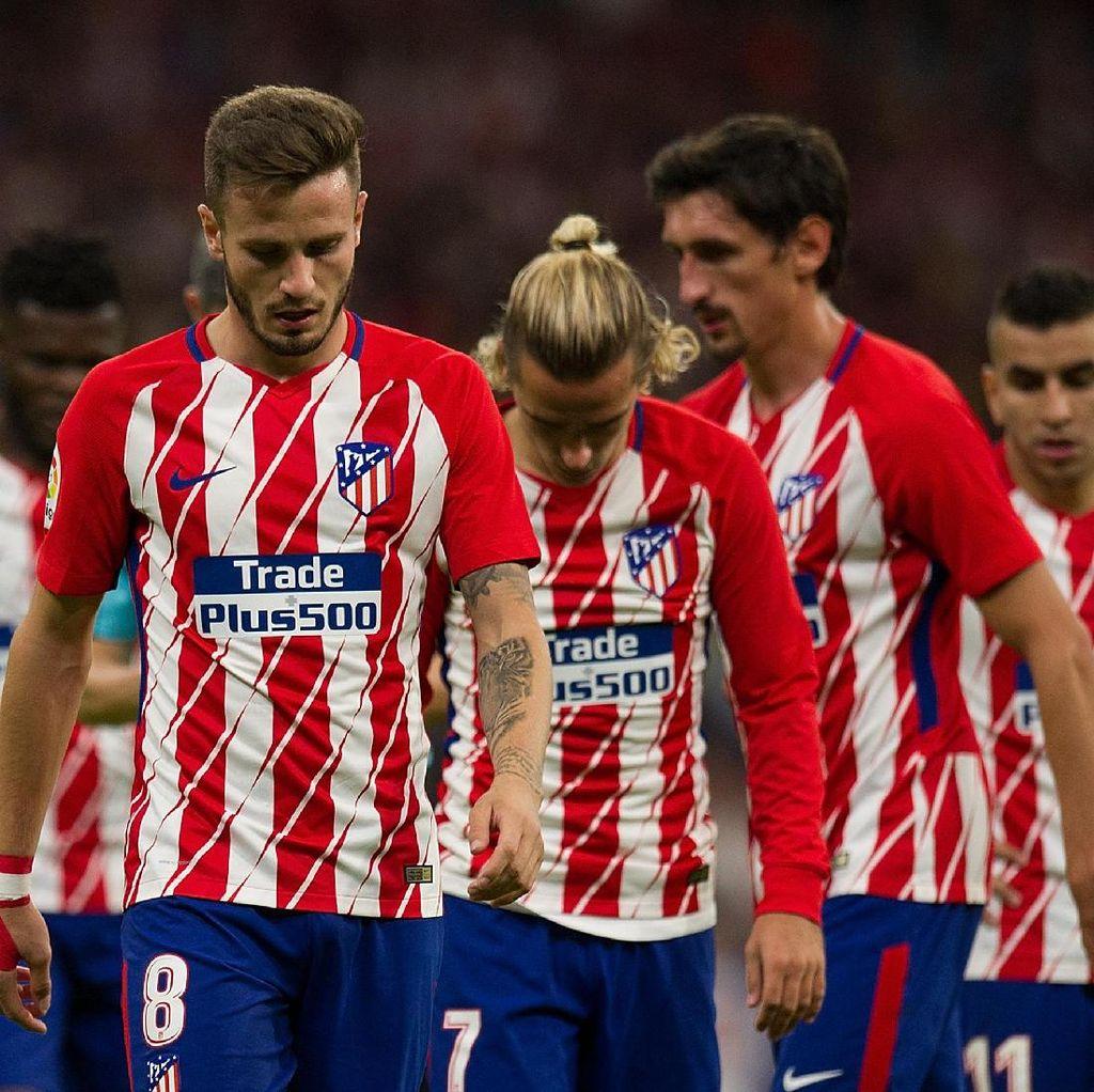 Atletico yang Sedang Punya Masalah Bersiap Menjamu Madrid
