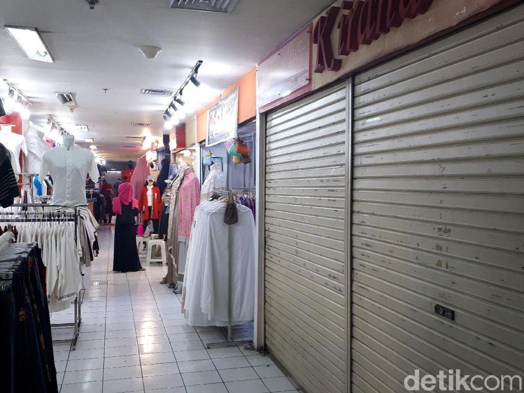 Bisnis Lesu, Pasar Baru Bandung Sepi