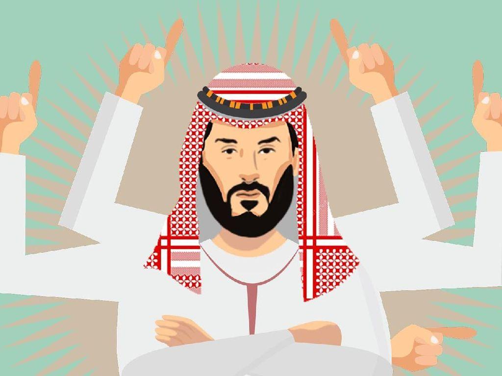 Deradikalisasi di Saudi dan Masa Depan Salafi Wahabi