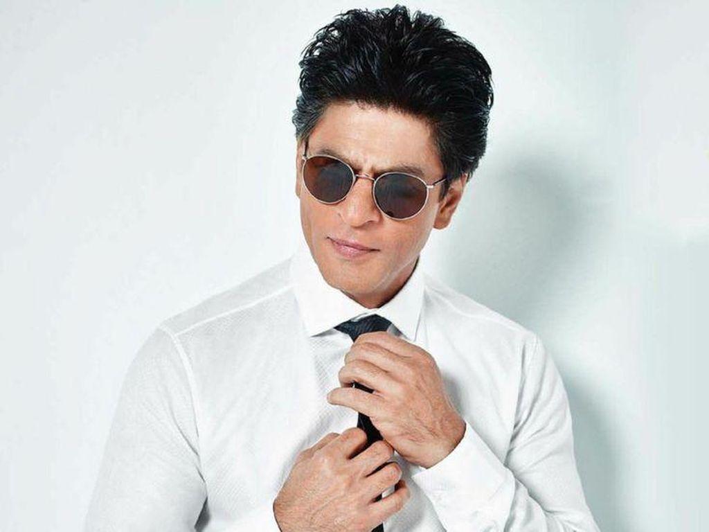 Ulang Tahun ke-52, Shahruk Khan Tetap Awet Muda karena Ini