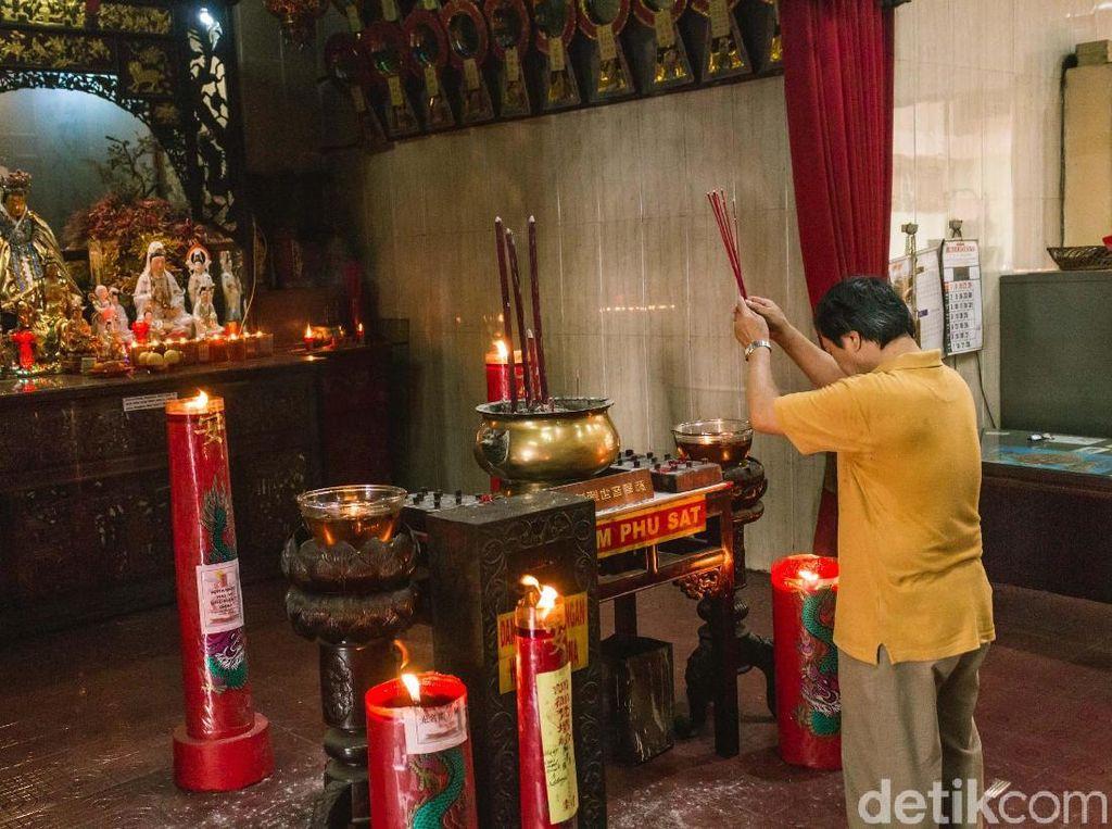 Digugat! Begini Aktivitas Cagar Budaya Vihara Tri Ratna