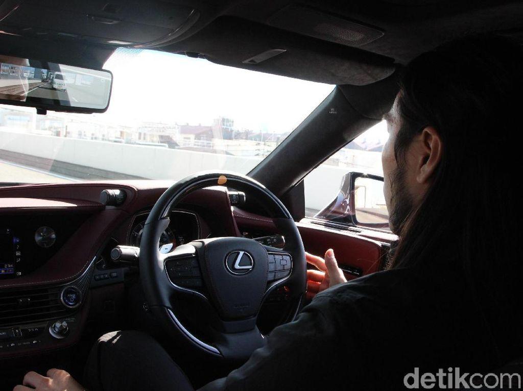 Mobil Otonom Toyota Akan Berkeliaran di Asia Tenggara Tahun Depan
