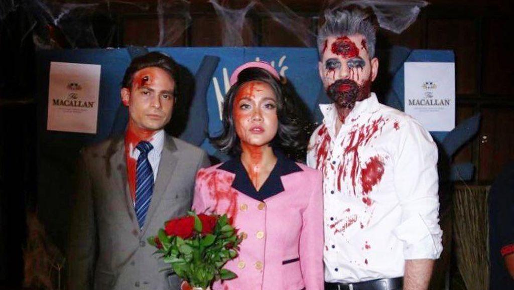 Foto: 10 Ide Kostum Halloween dari Selebriti Indonesia
