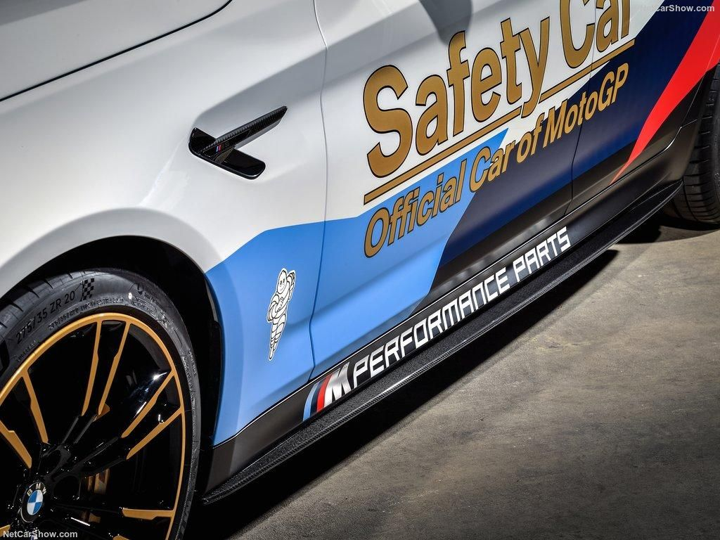 Ini Dia Safety Car MotoGP 2018