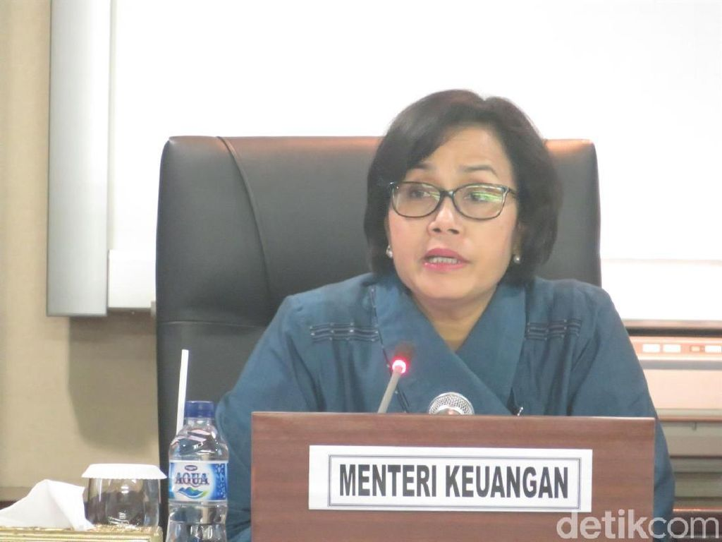Sri Mulyani: Total Aset Negara Indonesia Rp 5.456 Triliun