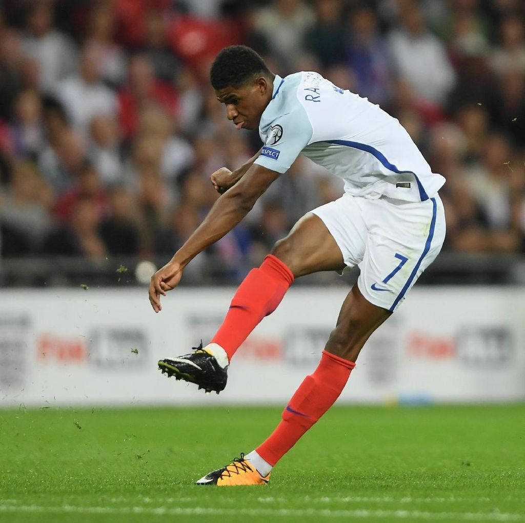 Meski Jarang Main di Klub, Rashford Diyakini Bakal ke Piala Dunia