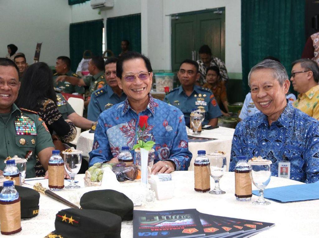 BCA Fasilitasi Perbaikan Sarana dan Prasarana TNI