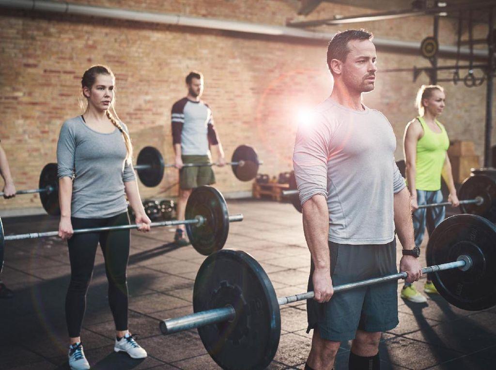 Terbukti, Olahraga Berkelompok Lebih Terasa Manfaatnya