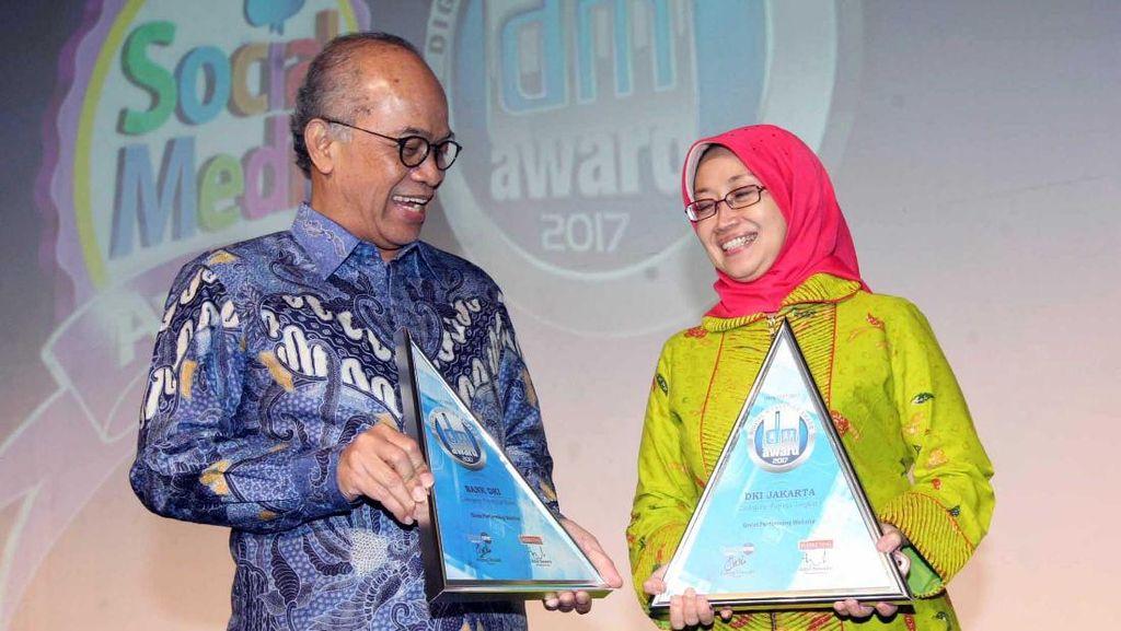 Penghargaan Keterbukaan Informasi di Perbankan
