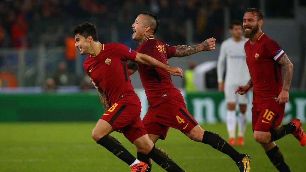 Radja Nainggolan: Roma Dilarang Bikin Kesalahan Saat Hadapi Liverpool