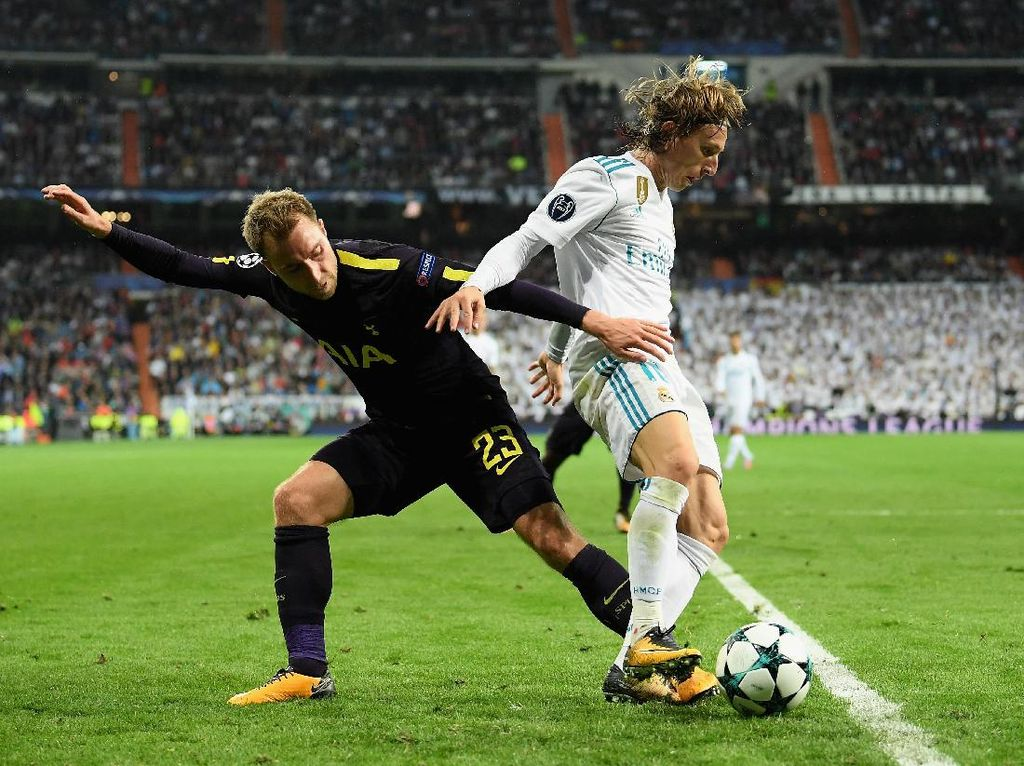 Eriksen Yakin Gol Pertama Bakal Krusial Lawan Madrid