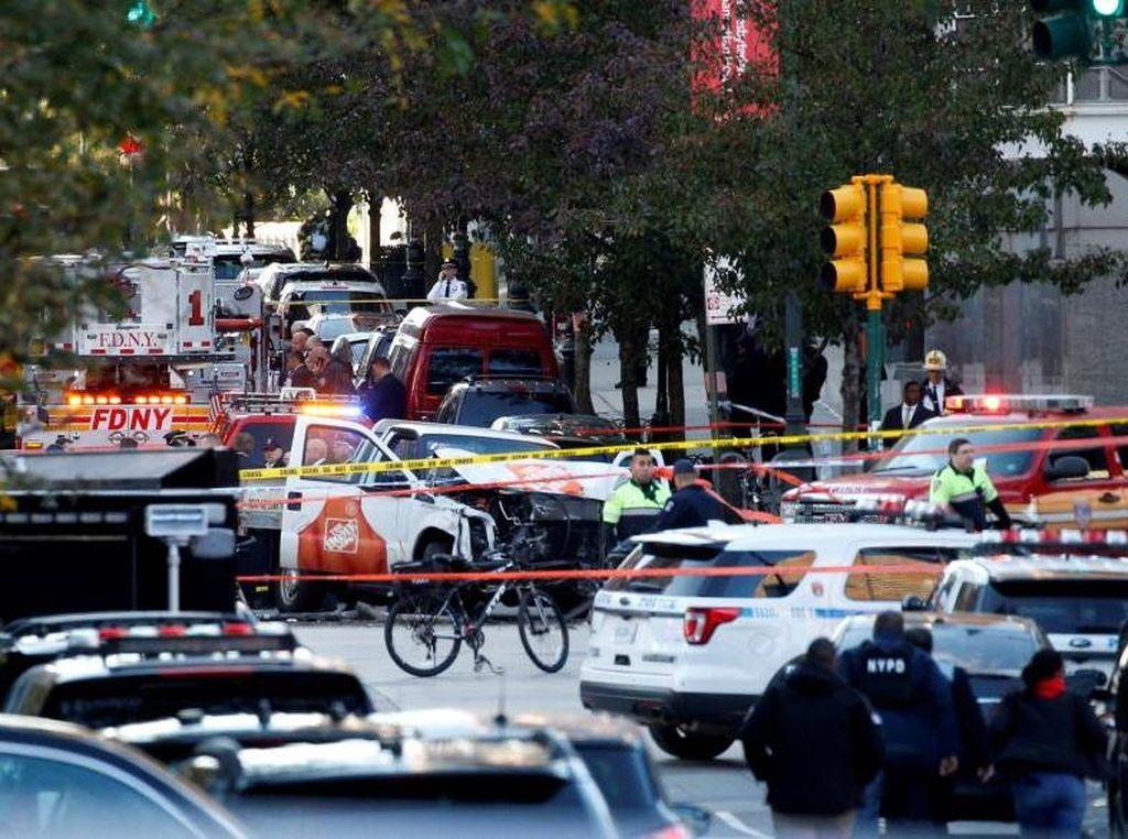 Teror ISIS di New York dan Teori Konspirasi