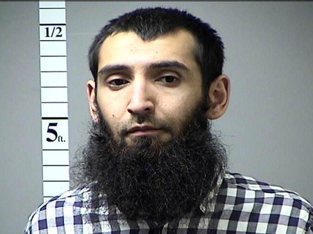 Pelaku Teror New York Mengaku Merasa Baik Usai Menewaskan 8 Orang