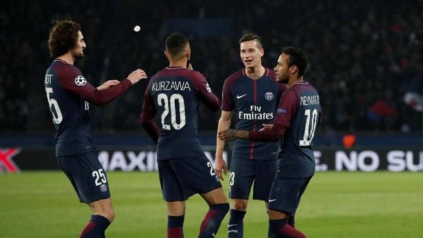 PSG Sudah Gatal Ingin Jalani Final Lawan Madrid
