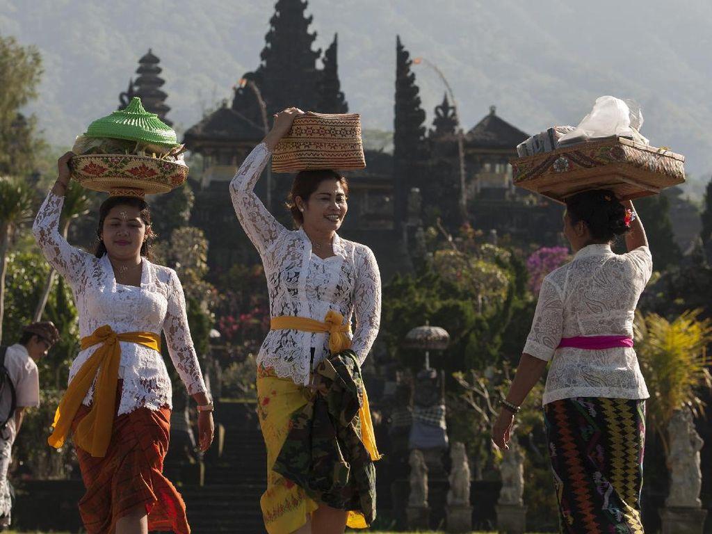 Wishnutama Blak-blakan Alasan Bali Dipulihkan Pertama Saat Pandemi