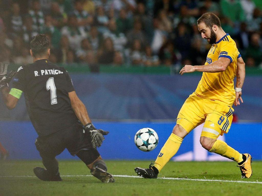 Satu Poin Penting untuk Juventus