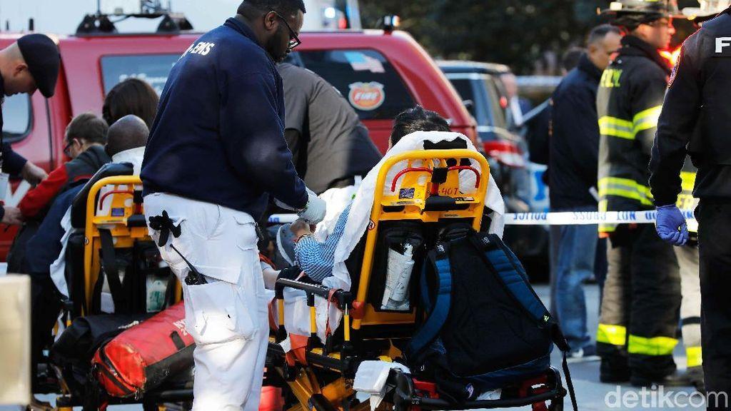 Korban-korban Serangan Teror di New York