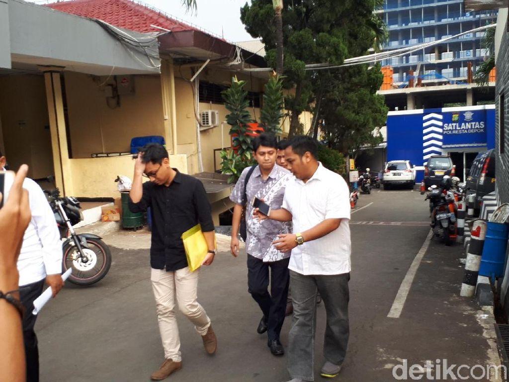 Polisi Panggil Alumnus UI HA Jadi Saksi Kasus Video Mesum