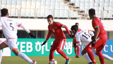 Timnas Indonesia U-19 Harus Coba Main Tanpa Egy