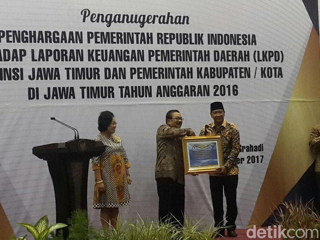 Pakta Integritas Bantu Pemkab Pasuruan Raih WTP Empat Kali Beruntun