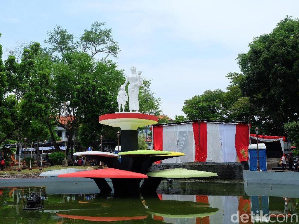 Dari Taman KB, Kini Jadi Taman Budaya Berkonsep Outdoor di Jawa Tengah