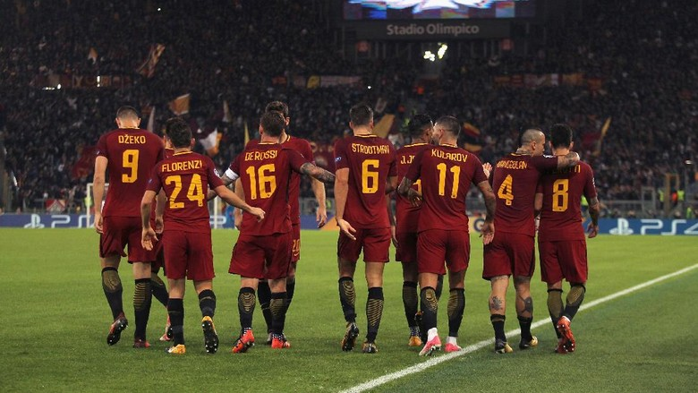 Roma bisa jadi tidak Belanja Di Bursa Transfer Januari Nanti