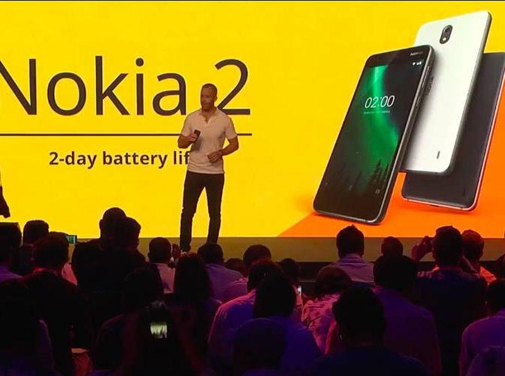Ponsel Baru Nokia Bocor Lewat Aplikasi Kamera