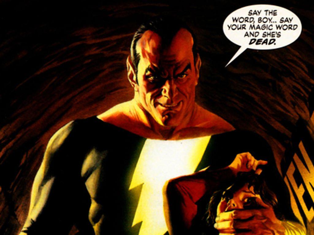 Black Adam Bakal Muncul di Suicide Squad 2?
