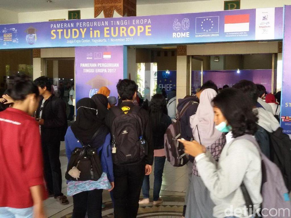 Minat Pelajar Indonesia untuk Studi Lanjut ke Eropa Makin Meningkat