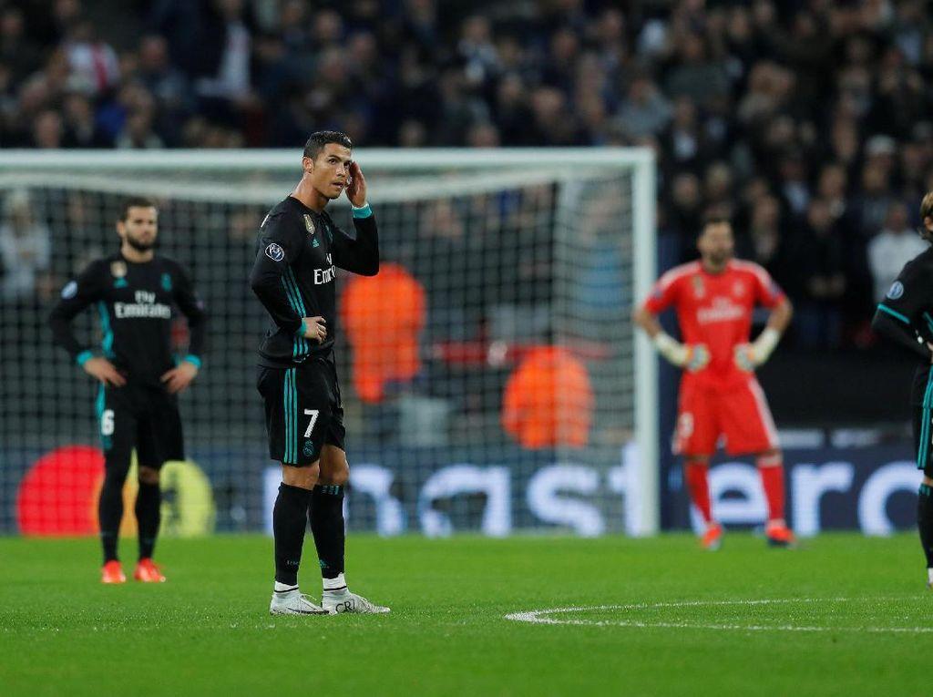 Madrid Kalah Bukan karena Lemah Sikap