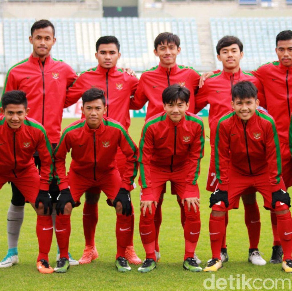 Timnas U-19 Akan Gelar Pemusatan Latihan Bareng Timnas U-23
