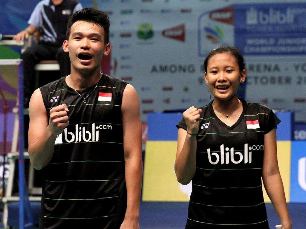 Rinov Tertantang Singkirkan Hafiz/Gloria di Indonesia Open 2019