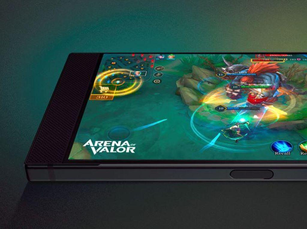 Ponsel Gaming Razer Phone Meluncur, Harganya Rp 9,4 Juta