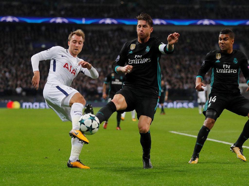 Madrid Kalah Lagi, Ramos Bilang Kalem Saja