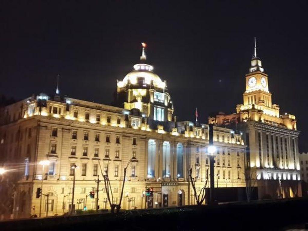 Sudah Tahu The Bund? Simbol Kota Shanghai