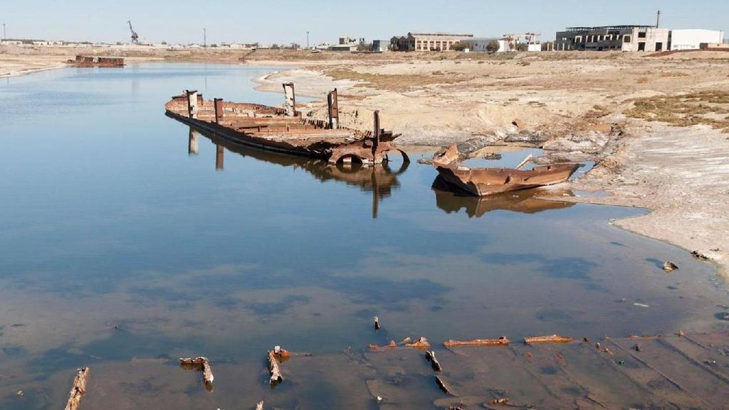 Foto: Pulau yang Menolak Siapa pun di Bumi