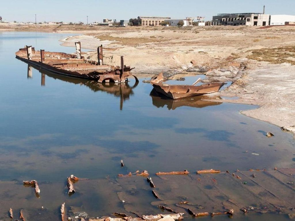 Pulau Maut yang Kesepian dan Terlupakan, Ikan Belida Nasibmu Kini
