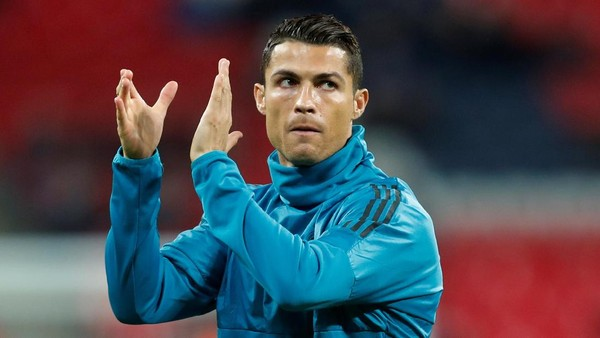 Raih Ballon dOr Lagi, Ronaldo Juga Berterima Kasih ke MU