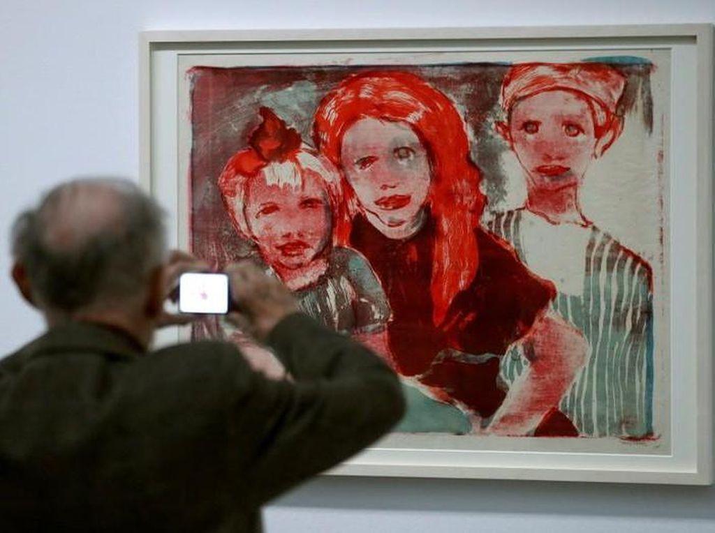 150 Karya Seni Jarahan Nazi Dipamerkan di Swiss