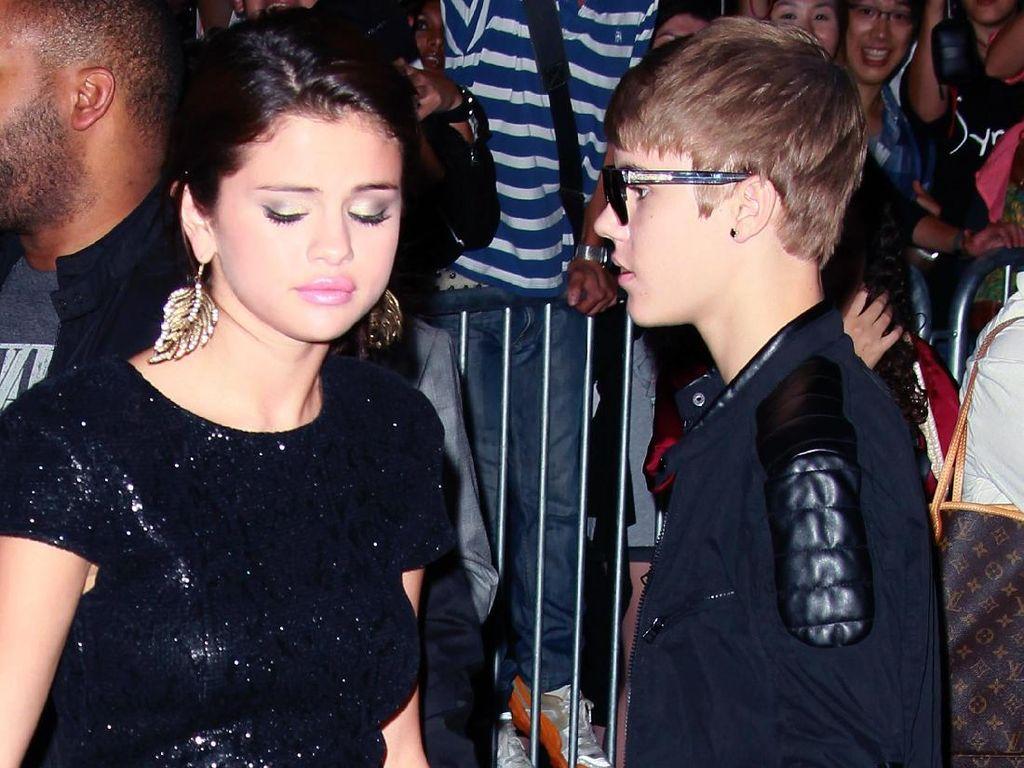 Hubungan Putus-nyambung Justin Bieber & Selena Gomez dari Masa ke Masa