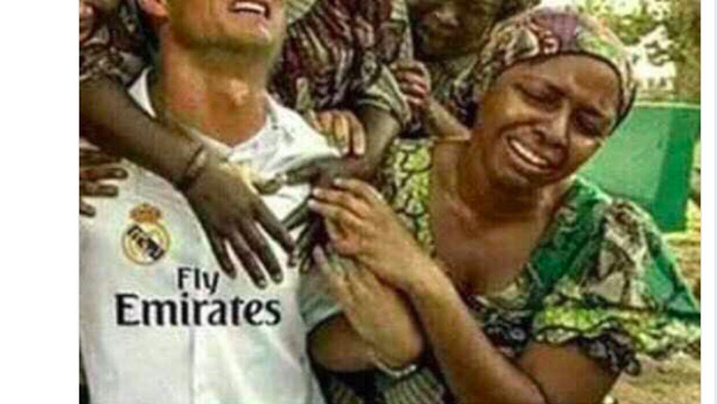 Hala Madrid Menjadi Haha Madrid, El Real Jadi Lelucon Usai Kalah