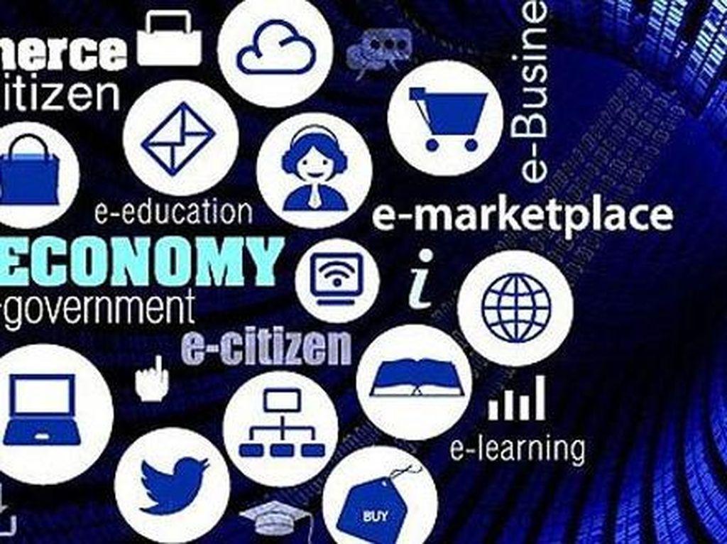 Ekonomi Digital Bisa Tiarap Gegara RUU Keamanan Siber