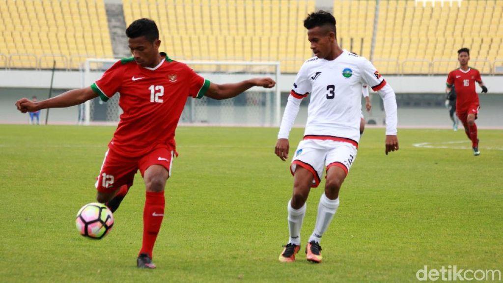 Indonesia Bungkam Timor Leste 5-0