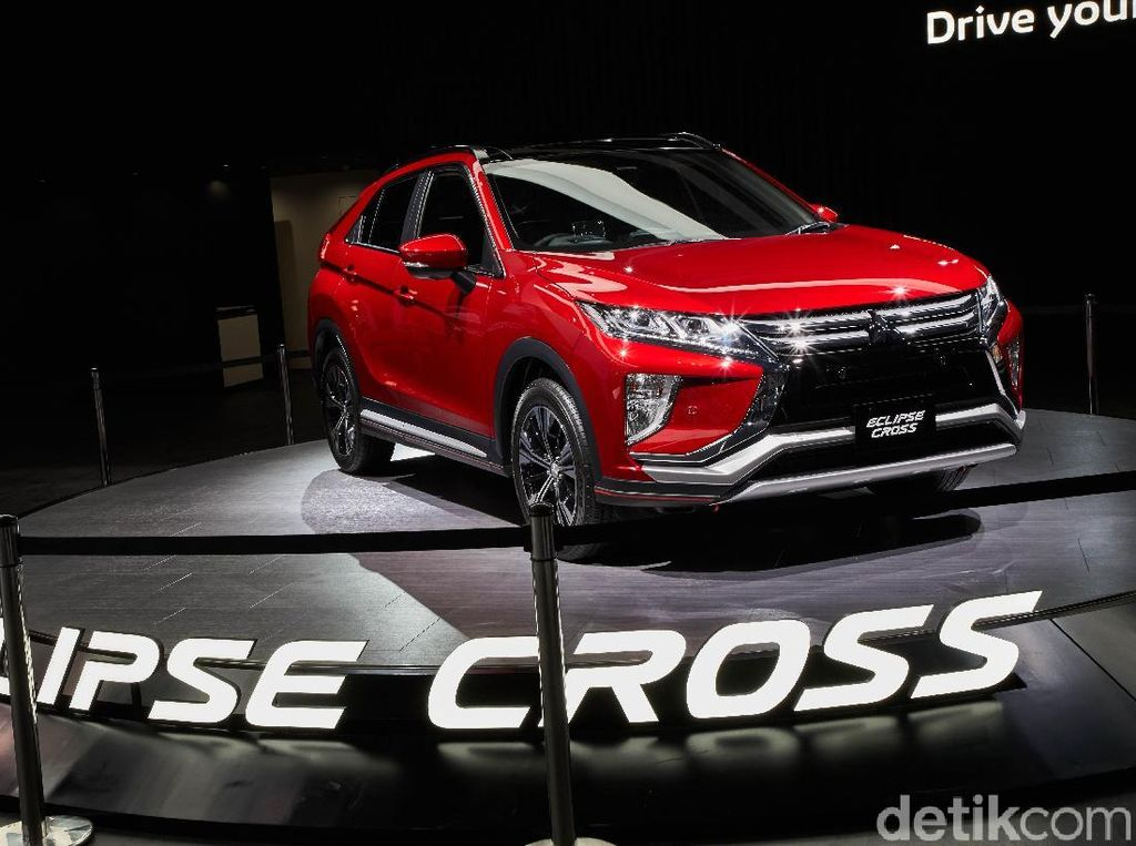 Komentar Toyota saat Outlander PHEV Meluncur di RI