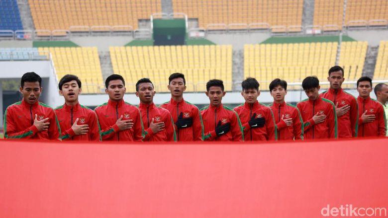 Korsel 4, Indonesia 0