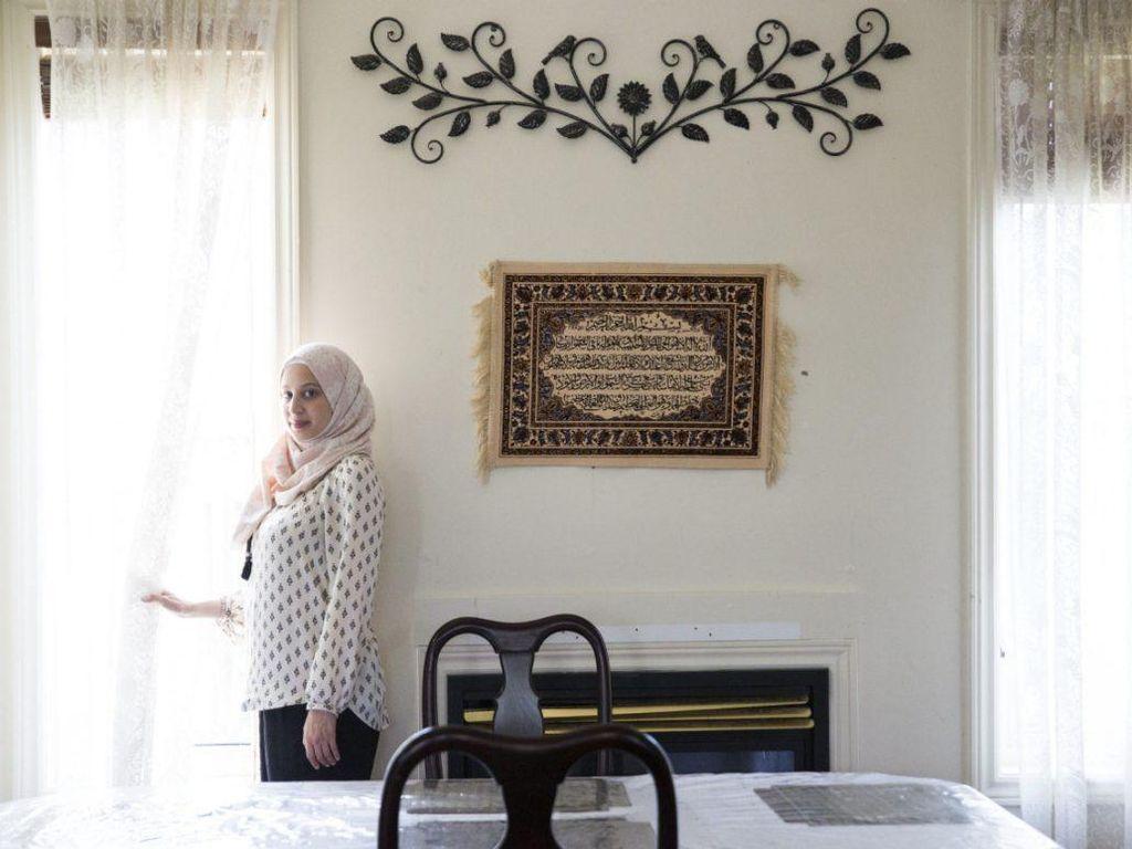 Hijabers Ini Bikin Rumah Tinggal untuk Bantu Wanita Muslim di Kanada